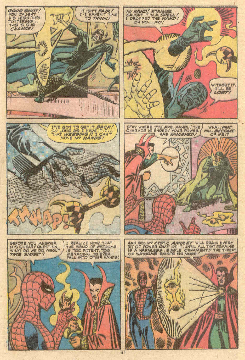 Giant-Size Spider-Man (1974) issue 4 - Page 51