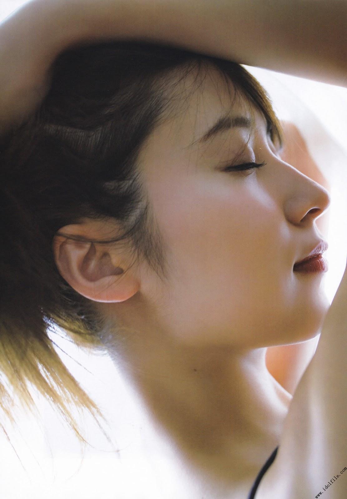 Eto Misa 衛藤美彩, BRODY 2017.09 (ブロディ 2017年9月号)