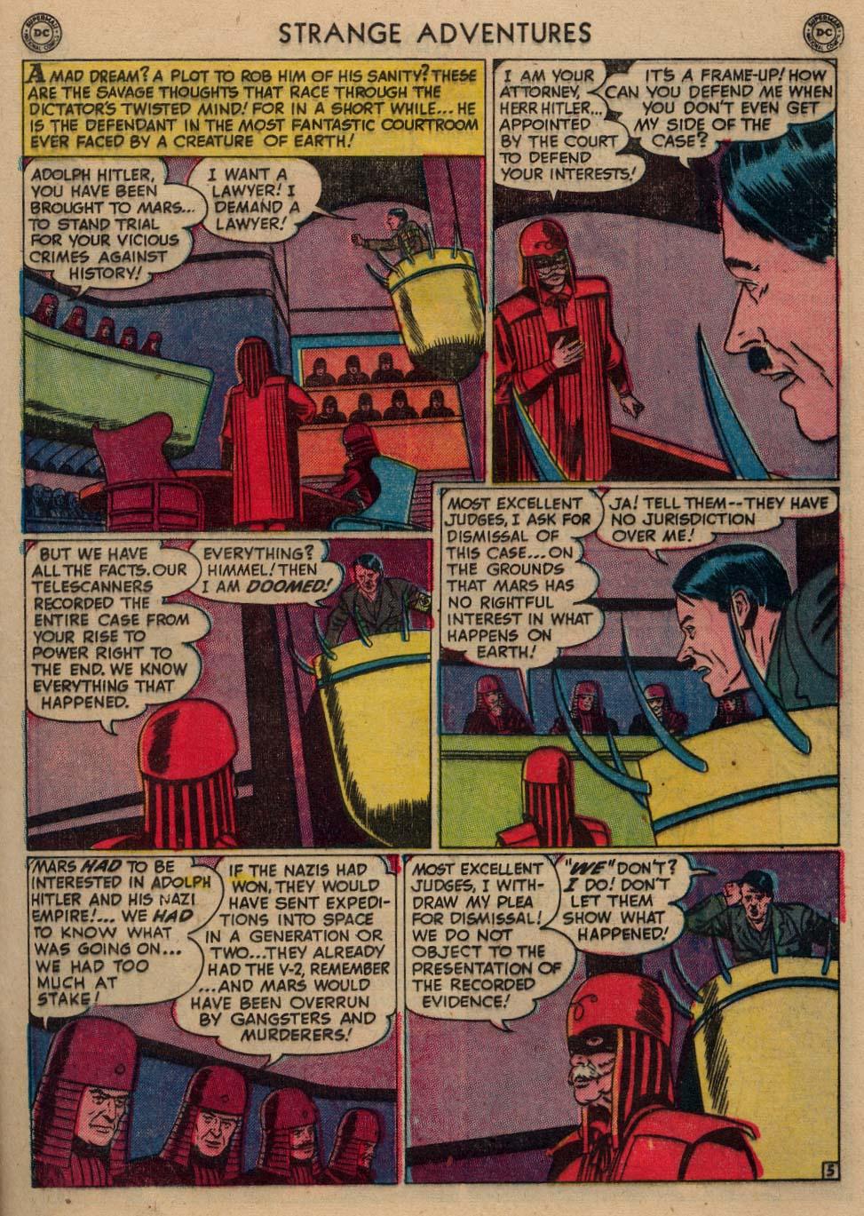 Strange Adventures (1950) issue 3 - Page 29