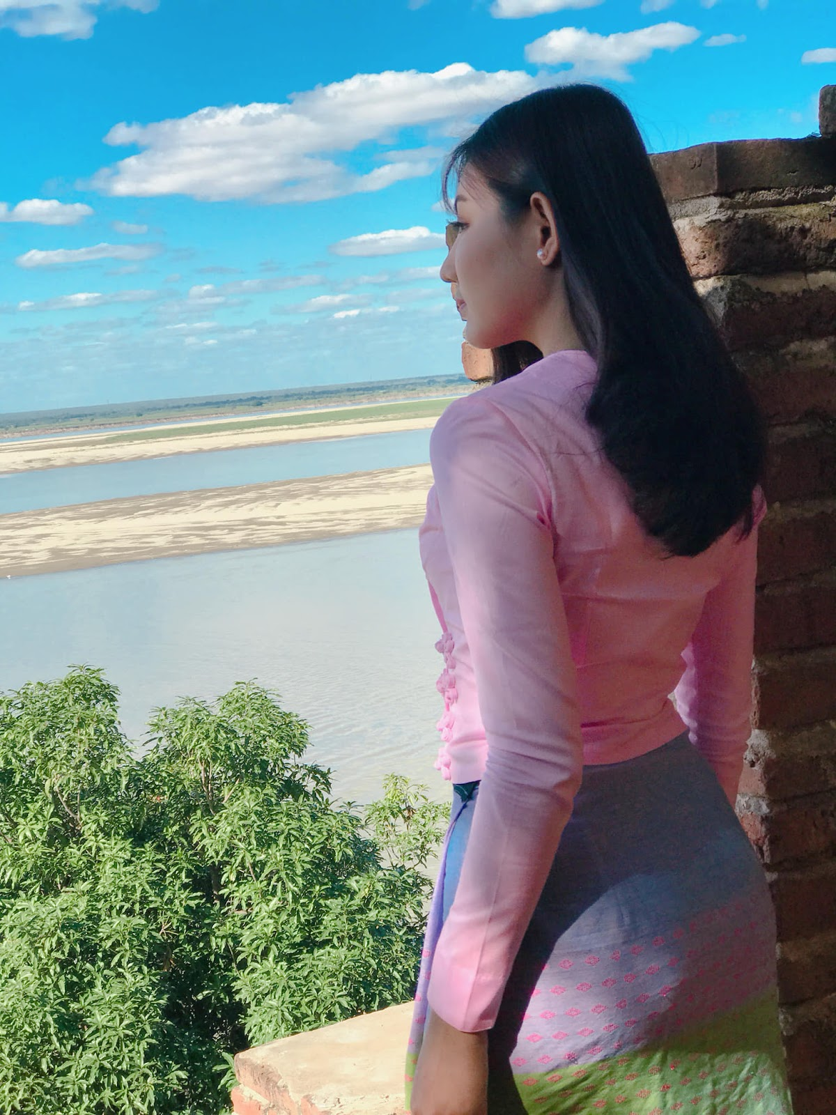 May Myint Mo - Bagan Myo Thu Behind The Scenes Photos
