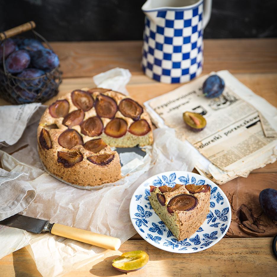 Ciasto ze śliwką przepis