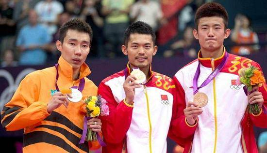 Men Singles Player Badminton 2016 Summer Olympics