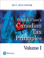 Byrd and chen canadian tax principles assignment solutions