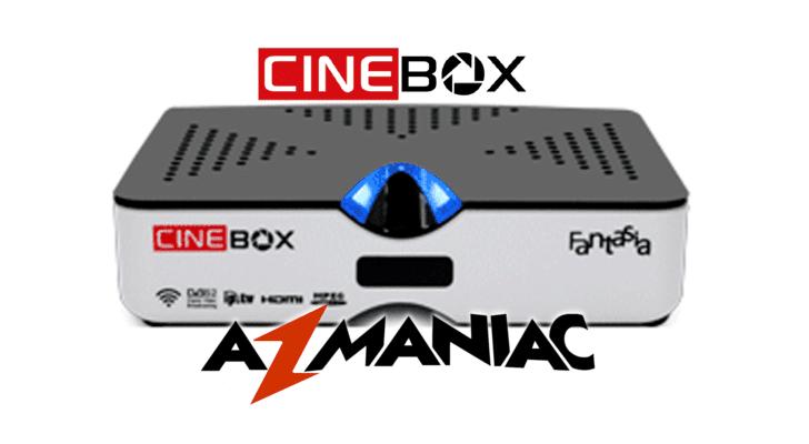 Cinebox Fantasia Duo HD