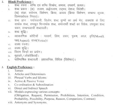 Rajasthan High Court Civil Judge Hindi And English