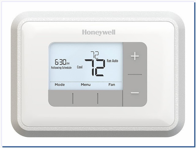 Honeywell programmable thermostats manual