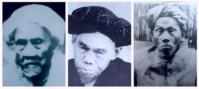 3 Kiai Khos Kediri, Bersahabat hingga ke Liang Lahat/muslimoderat.com
