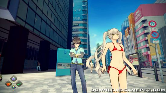 download akibas trip undead & undressed ppsspp