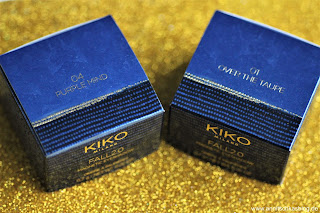 Review: KIKO Fall Collection LE - Magnetic Exeshadows - www.annitschkasblog.de
