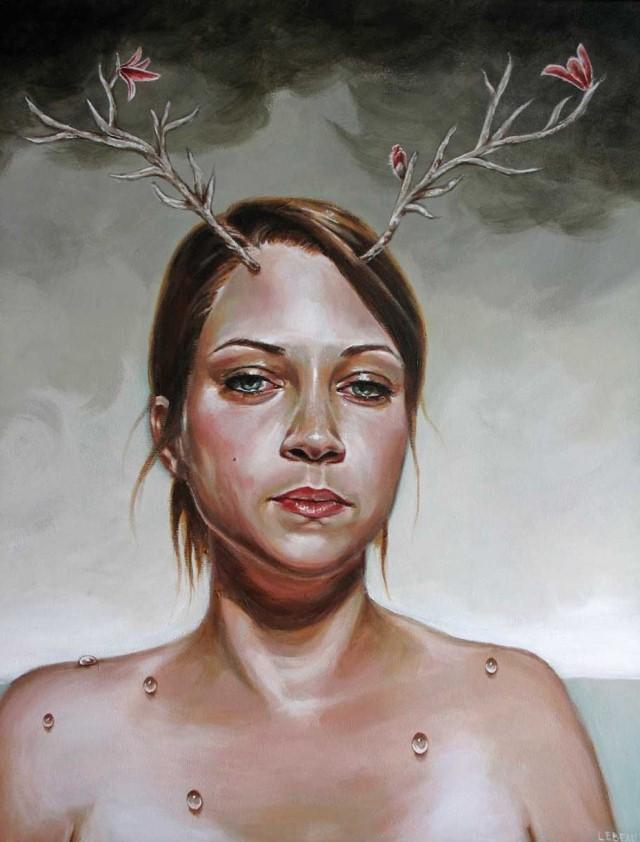 Портреты сильных женщин. Edith Lebeau 13