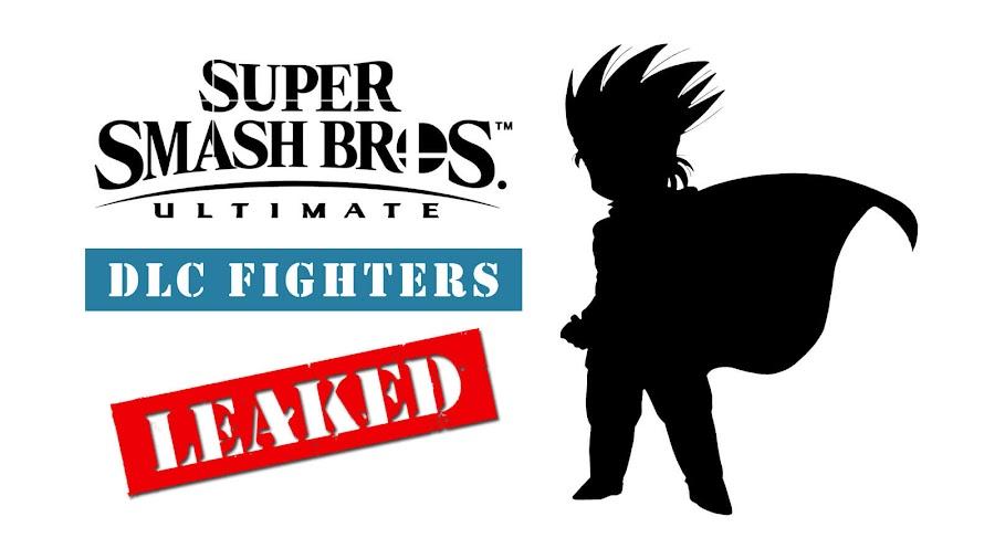 super smash bros ultimate dlc dragon quest 3 erdrick
