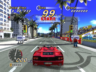 OutRun 2006: Coast 2 Coast (PS2) 2006