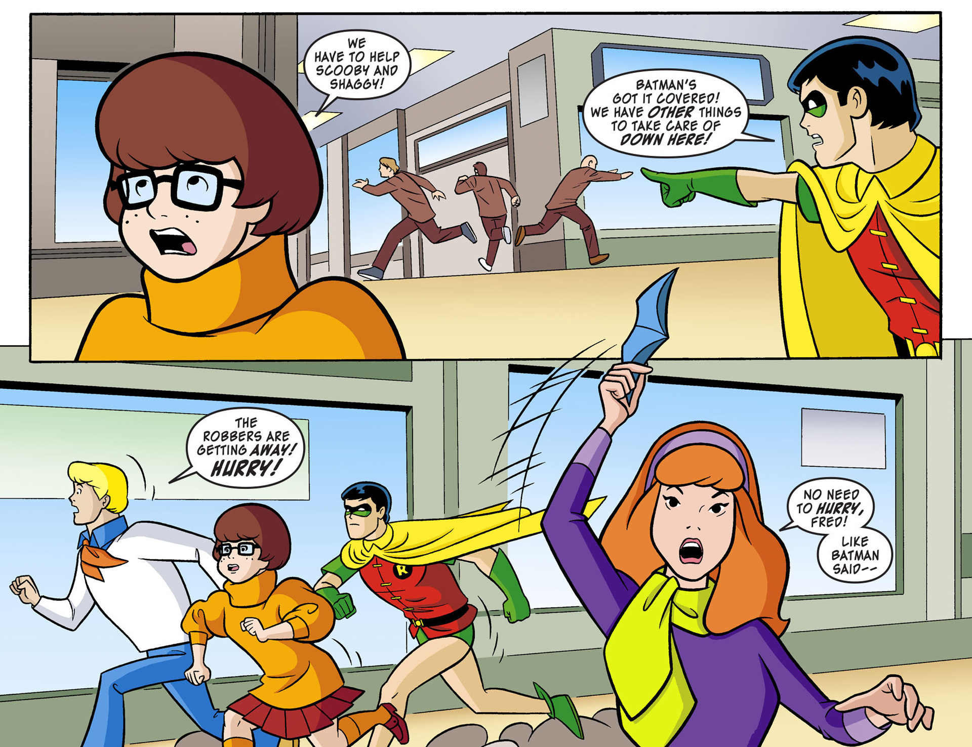 Read online Scooby-Doo! Team-Up comic -  Issue #2 - 8