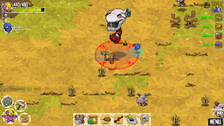 Crashlands Mod Apk Unlocked All Item