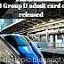 RRB Group D results  date released: [Check results]