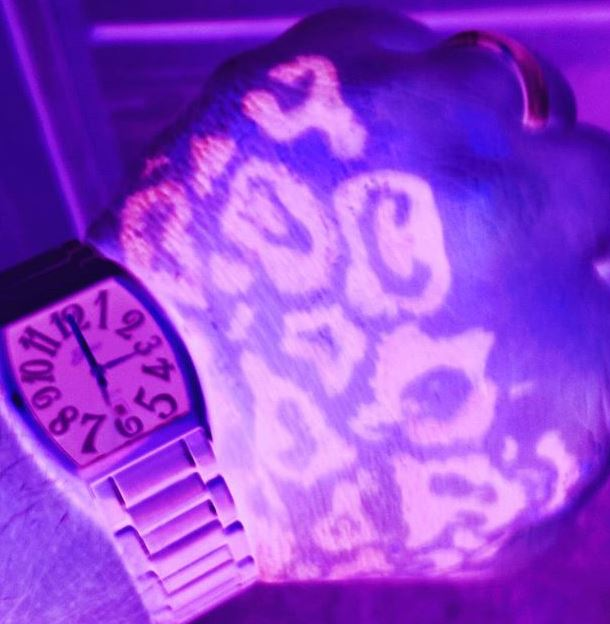 UV tattoos
