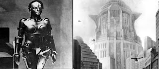 1927 metropolis: silent sci-fi movie ahead of its time