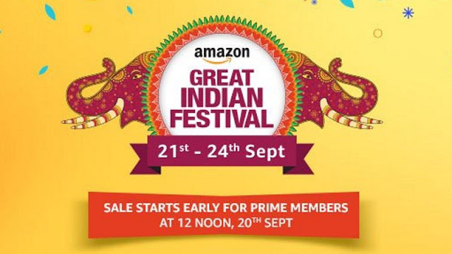 Amazon Great India Sale Best Offers