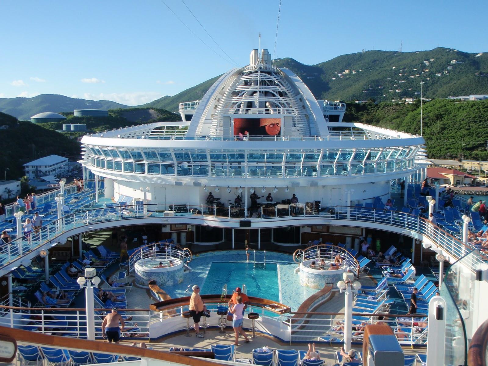 Restplass cruise karibien