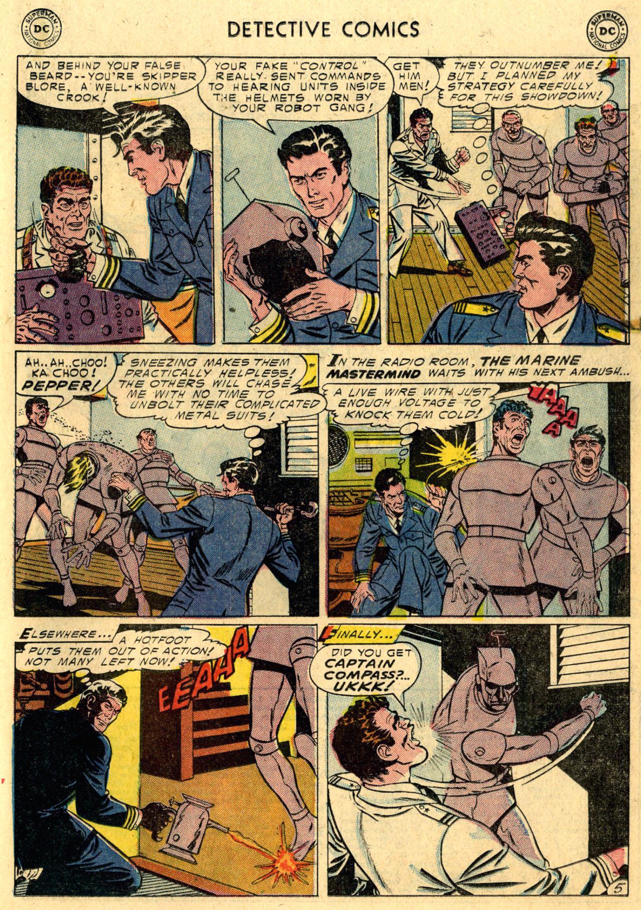 Read online Detective Comics (1937) comic -  Issue #216 - 21