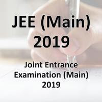 JEE Main April 2019  - Question Paper, Answer Key & Response Sheet Released