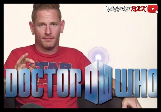 "COREY TAYLOR: En ""Doctor Who"""