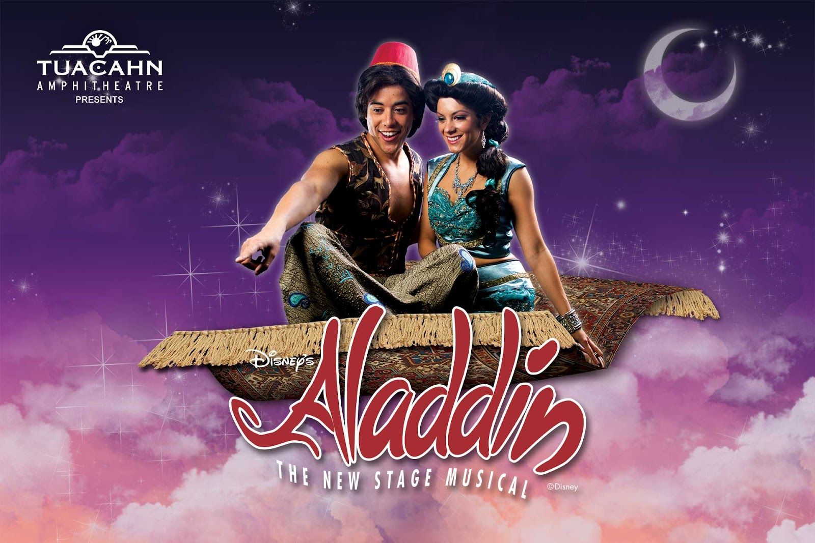 Fliegender Teppich Musical Aladdin Musical New Picture Of Tuacahn 39s Aladdin And Jasmine