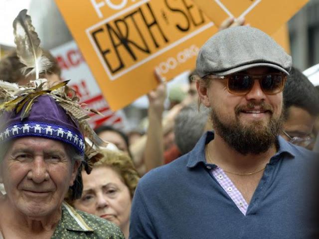 DiCaprio pide a Peña Nieto salvaguardar las vaquitas marinas