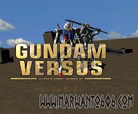 Gundam VS Mod versi 1.22