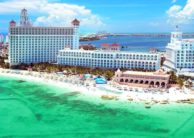Hotel no México - Cancún
