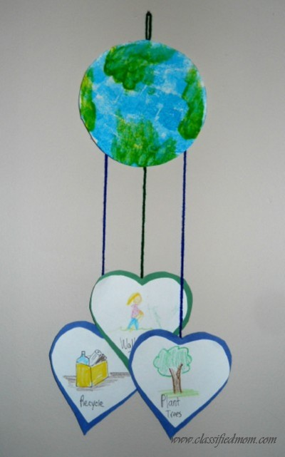 Collection Easy Earth Day Crafts For Kids Pictures  Best Gift and