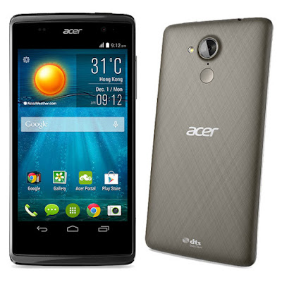 Acer Liquid Z500, Ponsel KitKat Berkinerja Gesit, Sayang Kameranya Kurang Menggigit