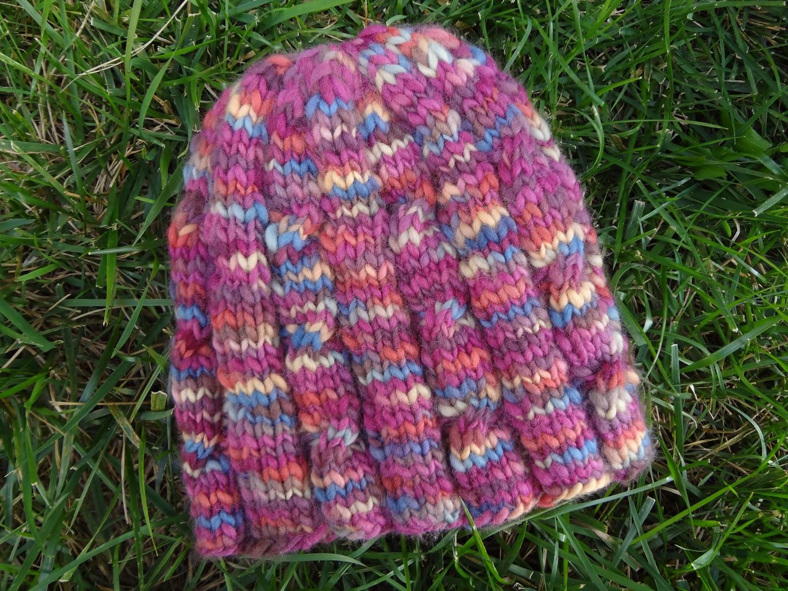 Fiber Flux: Free Knitting Pattern...Matilda Hat!