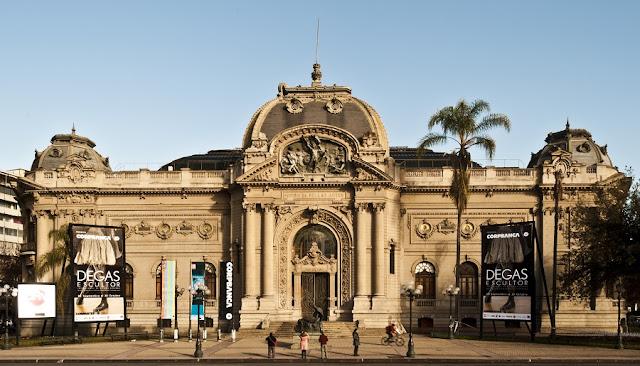 Quanto levar de dinheiro para pontos turísticos em Santiago do Chile
