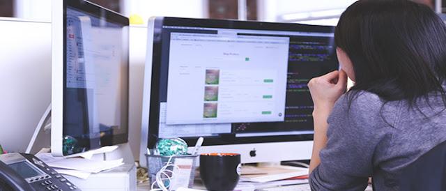 Adzuna realiza o 'Mulheres em Tech' com cursos grátis, entrevistas voltado para mulher na TI.