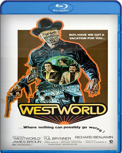 Westworld [1973] [BD25] [Latino]