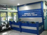 Huruf Timbul Nama Perusahaan - Font Stainless - Company Name Stainless Font