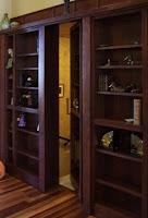 Ruangan Rahasia di Balik Lemari Buku