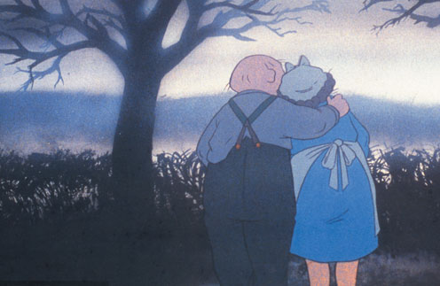 When the Wind Blows Animated Feature