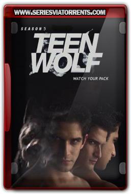 Teen Wolf 5ª Temporada Dublado – Torrent WEB-DL 720p Dual Áudio