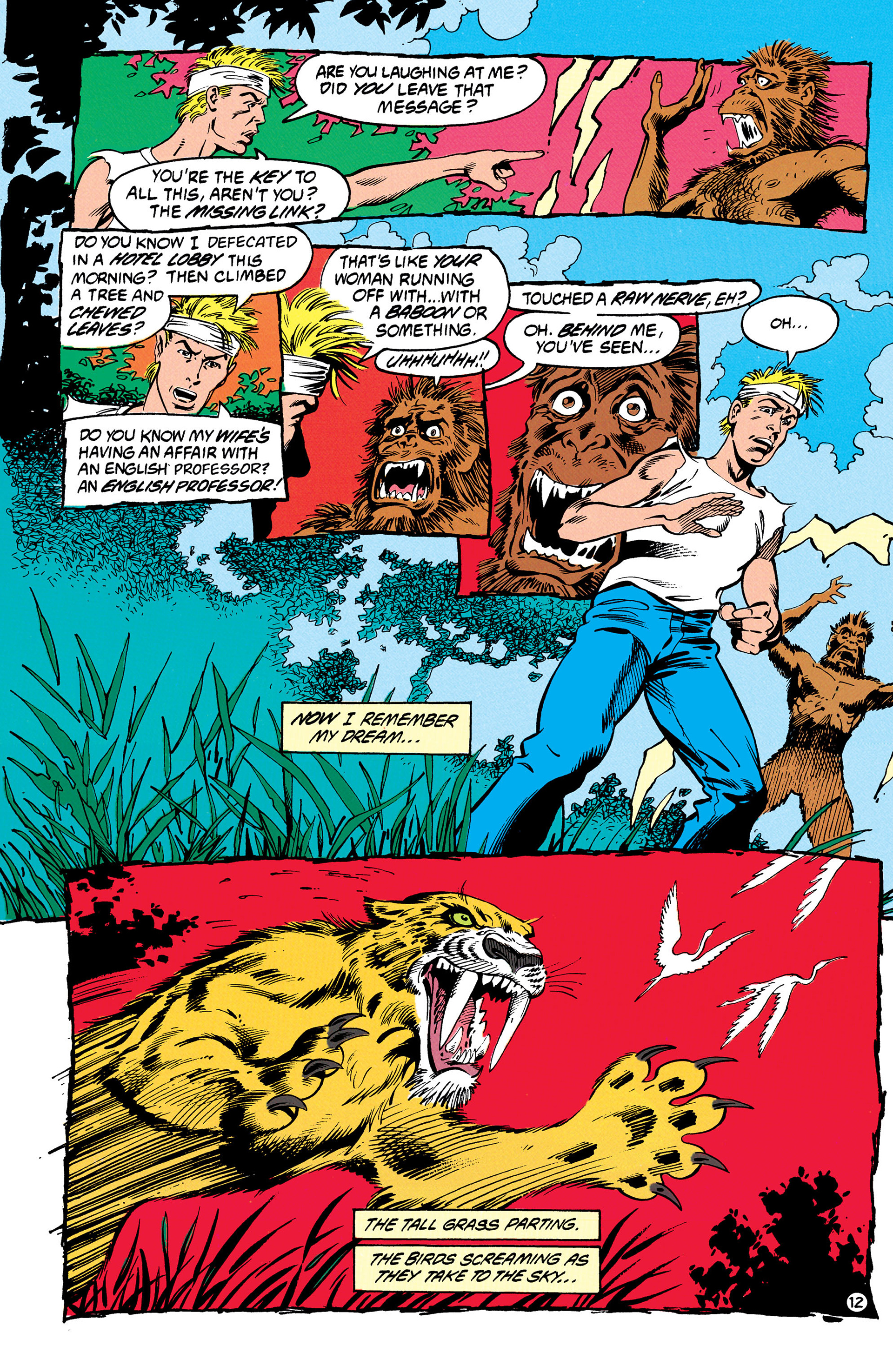 Read online Animal Man (1988) comic -  Issue #30 - 13