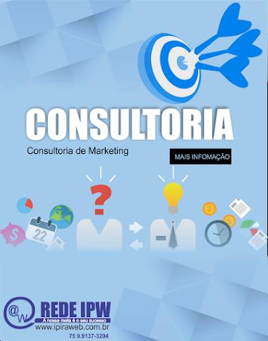Consultoria de Marketing com a Rede IPW