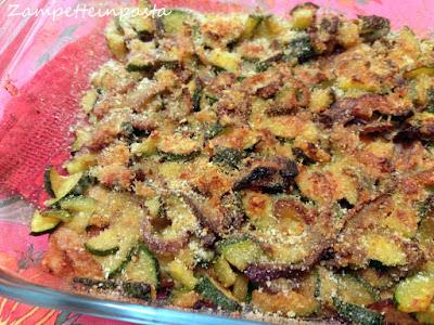 Fettine di lonza con verdure al forno