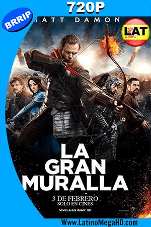 La Gran Muralla (2016) Latino HD 720p ()