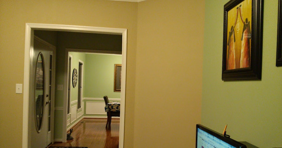 Renewing The New Spiced Vinegar Paint By Valspar