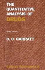The Quantitative Analysis of Drugs pdf free download