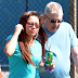 Britain's Most Married Man Enjoys Sunshine With Filipino Fiancee - 42 Years His Junior
