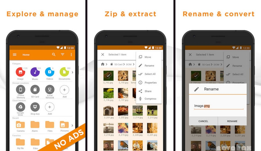 ASTRO File Manager Pro v7 2 0 0002 APK [Patched] | Novahax