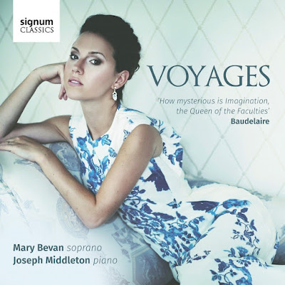 Voyages Mary Bevan and Joseph Middleton Album