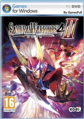 Samurai Warriors 4 II PC [MEGA]